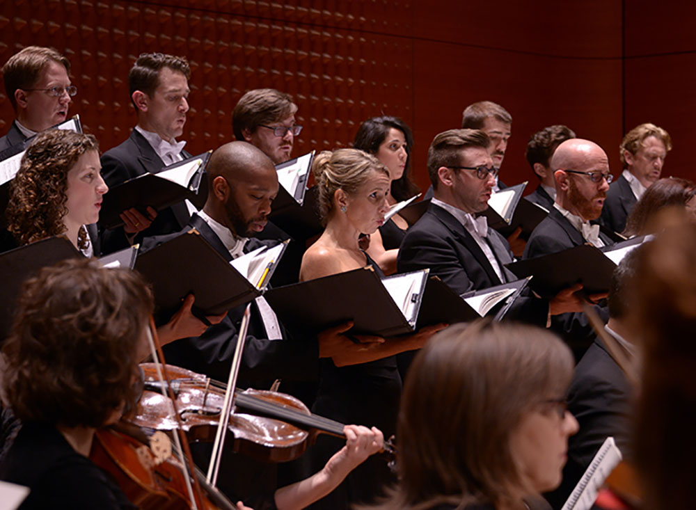 Messiah at Alice Tully Hall, Lincoln Center, December 17, 2015.